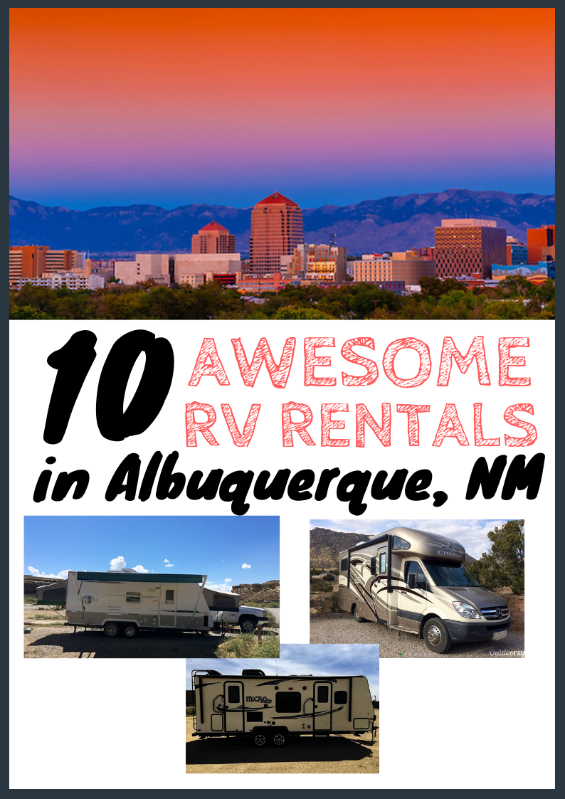 fbbc0804da 10 Best Camper   RV Rentals in Albuquerque