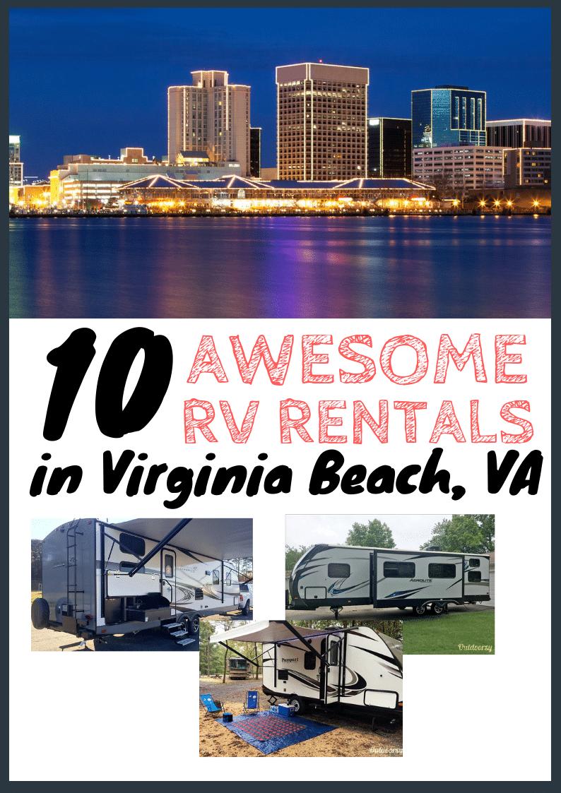 10 Best Camper Rv Rentals In Virginia Beach Va The Wandering Rv