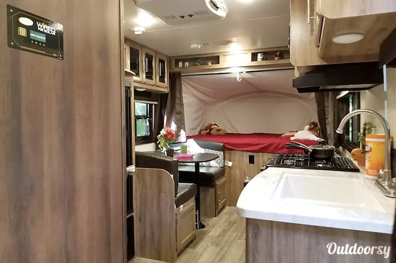 2019 Jayco Jay Feather interior