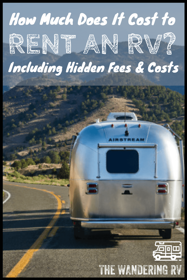 How much does it cost to rent an RV_ Average RV Rental Prices