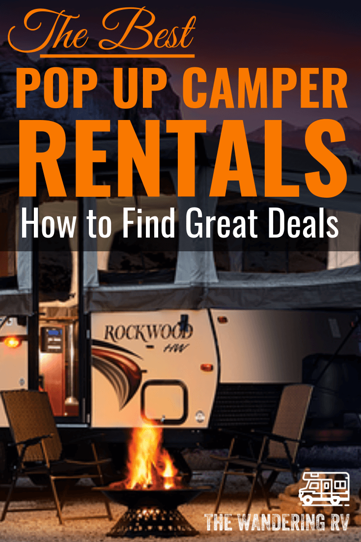 How to Find The Best Pop Up Camper Rentals