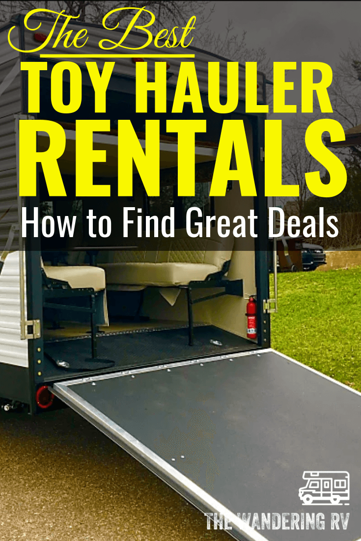How to Find The Best Toy Hauler Rentals