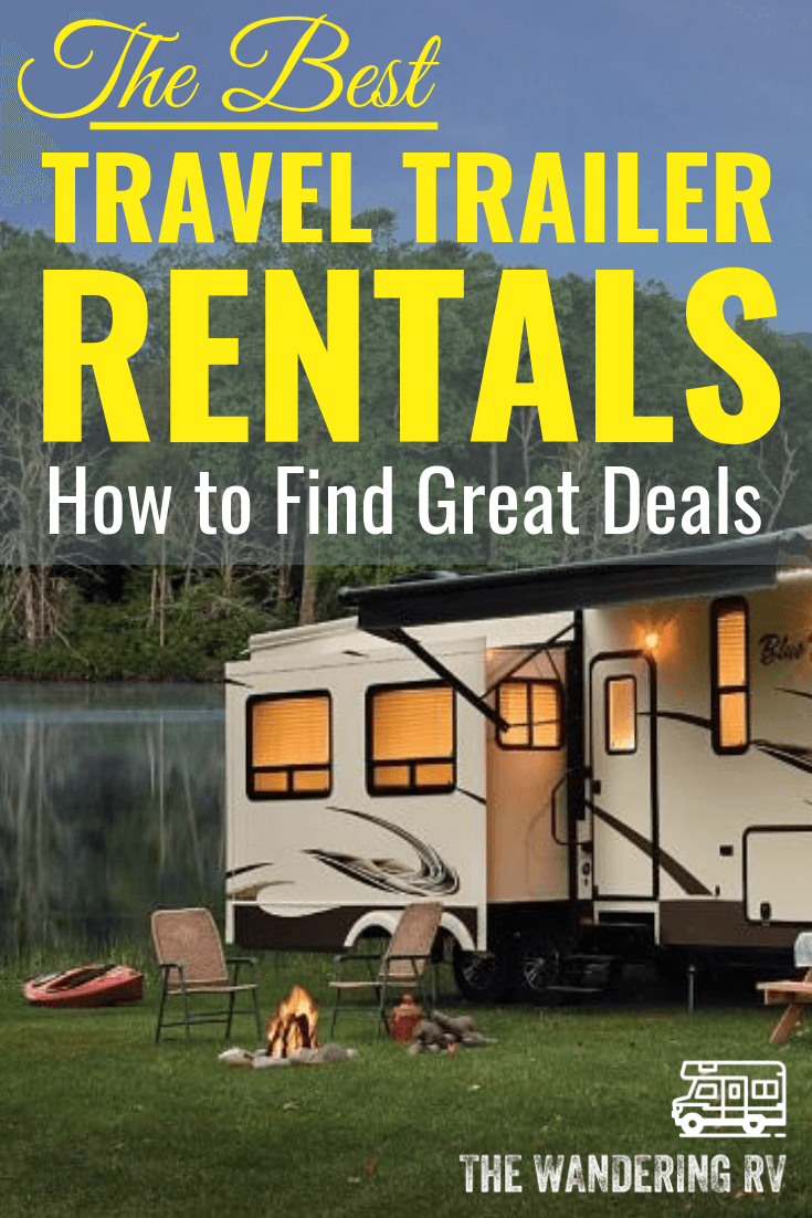How to Find The Best Travel Trailer Rentals