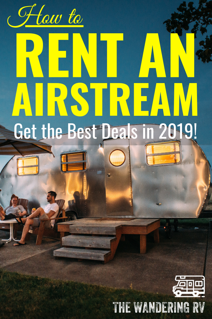 How to Rent An Airsteam