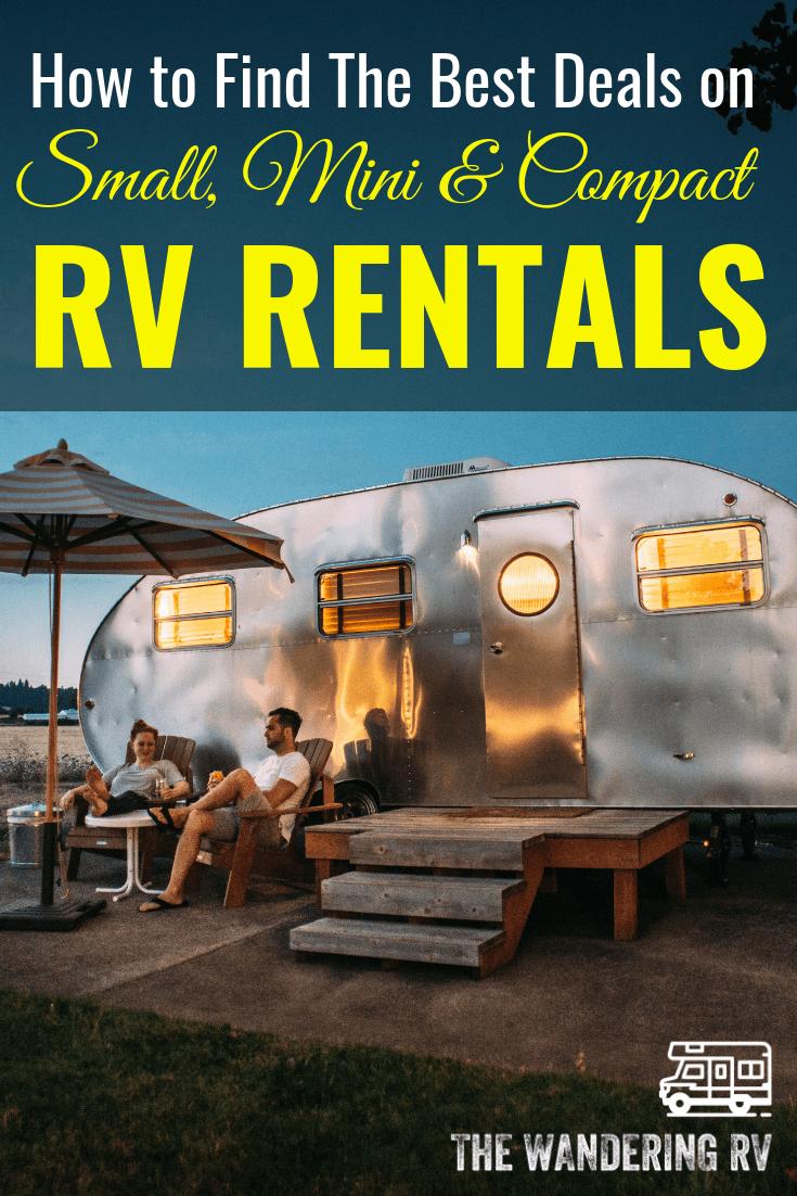 Small RV Rentals