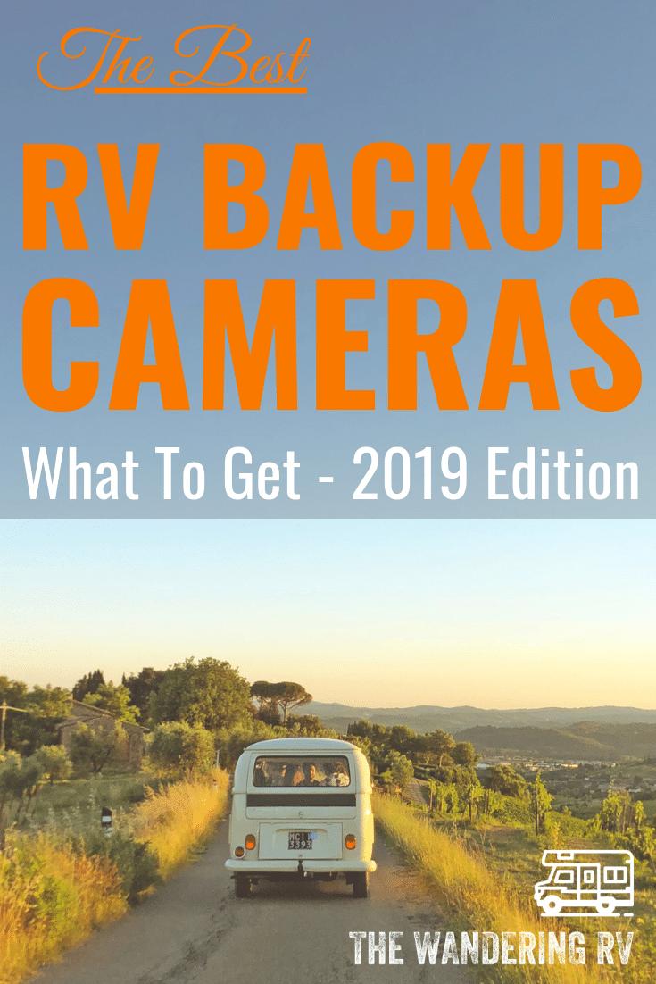 RV Backup Cameras
