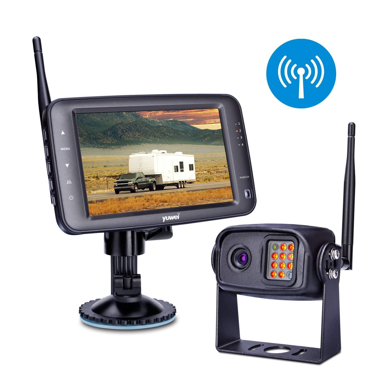 IP69K Waterproof Wireless Rear View Camera
