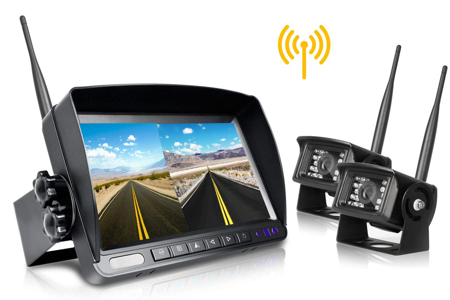 LASTBUS Wireless Backup Camera Kit