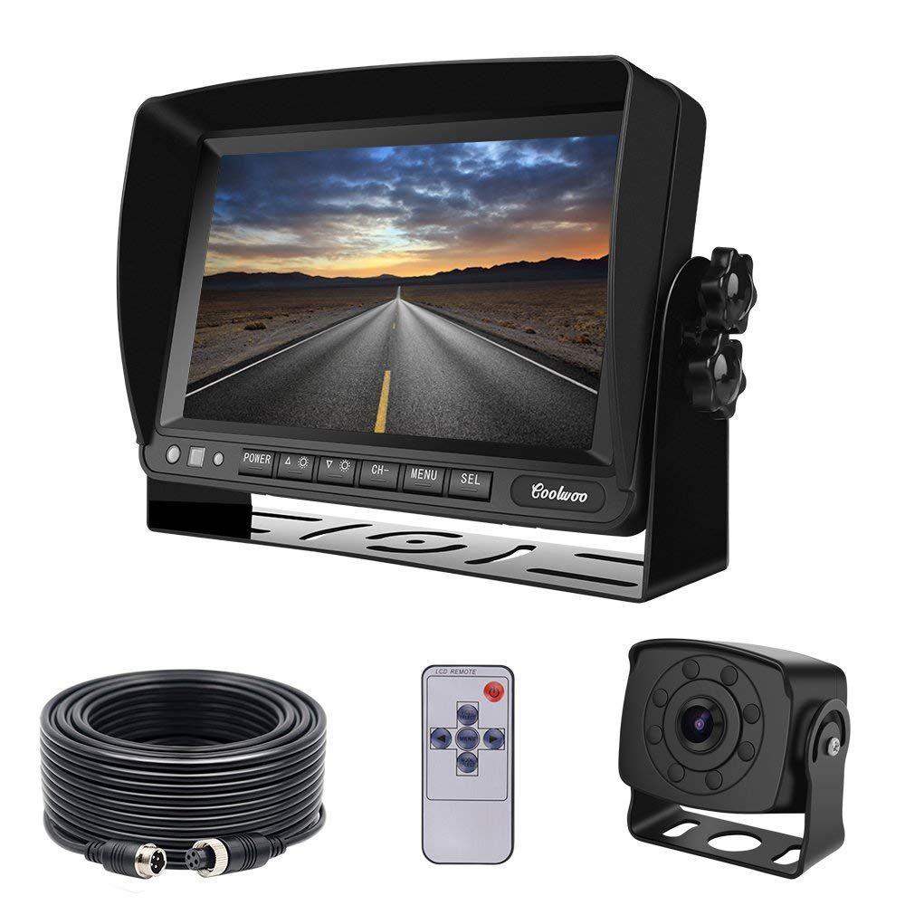 6 Best RV Backup Cameras of 2019 // Prices & Reviews