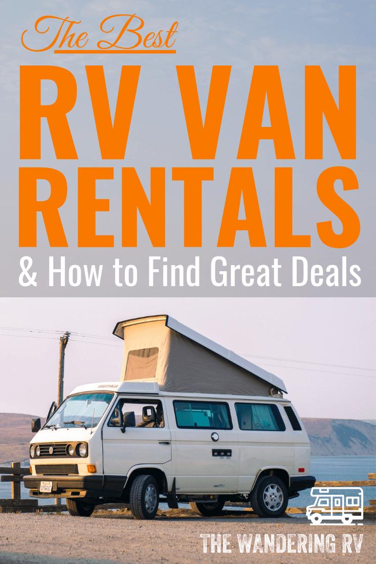 RV Van Rental