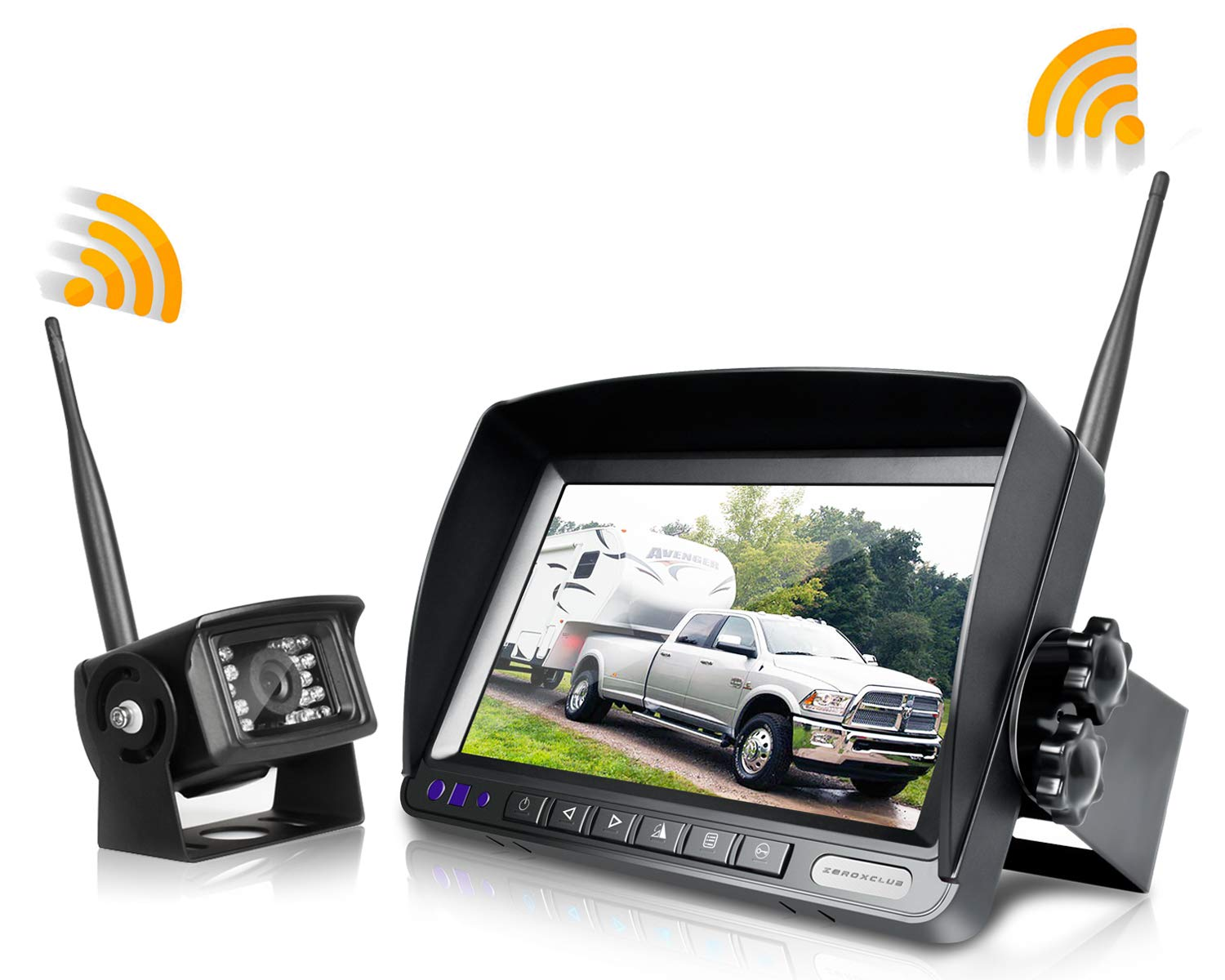 6 Best Rv Backup Cameras Of 2019 Prices Reviews