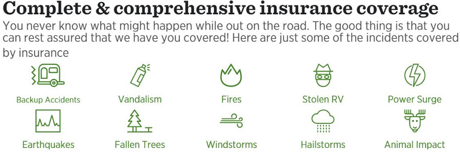 Outdoorsy Insurance Coverage