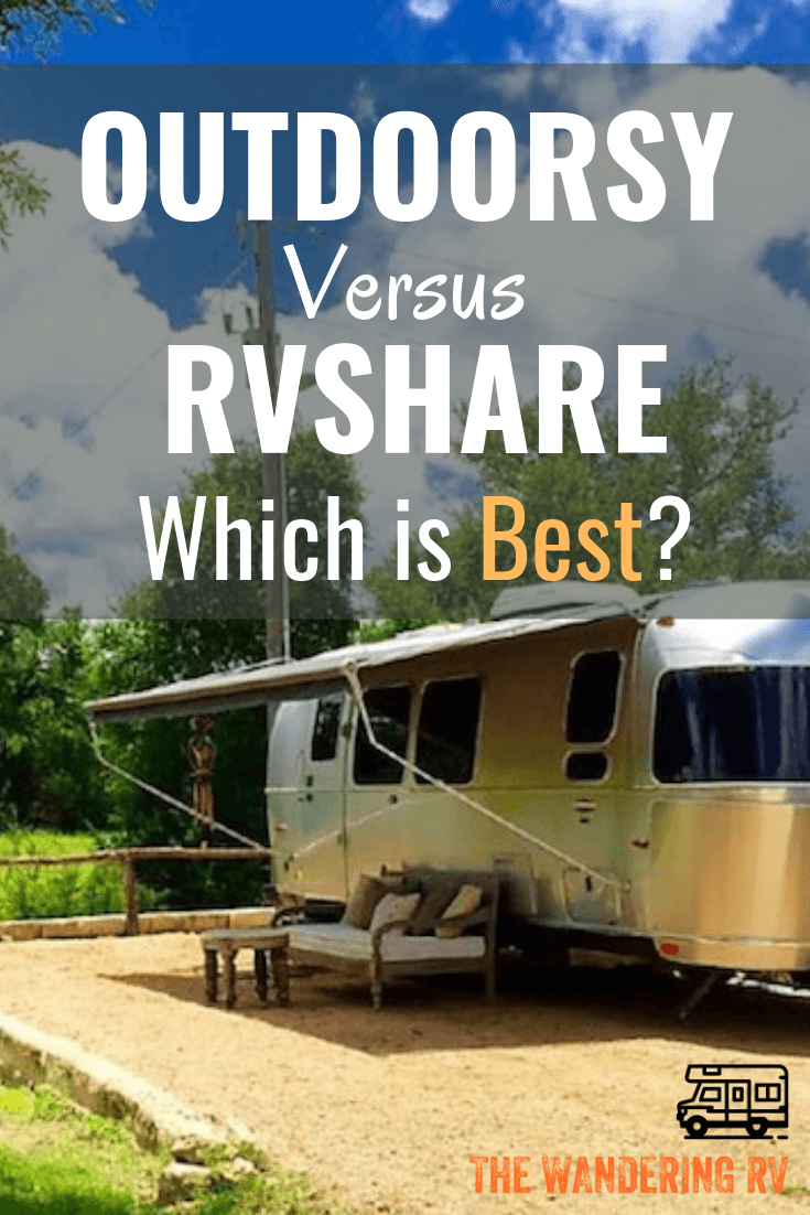 Outdoorsy vs RVshare Which is Best_