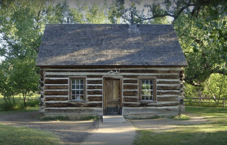 Teddy Roosevelt Cabin