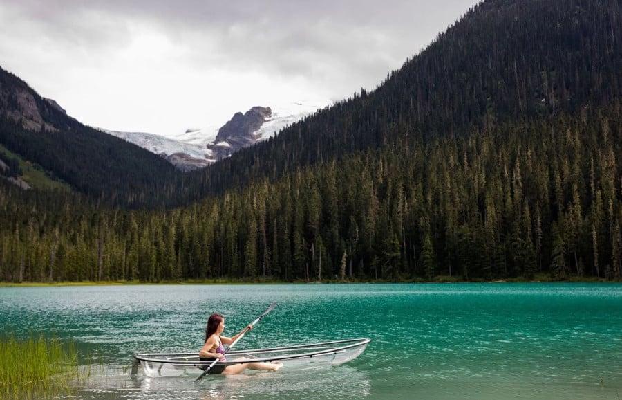 Wild Society Crystal Clear Kayak