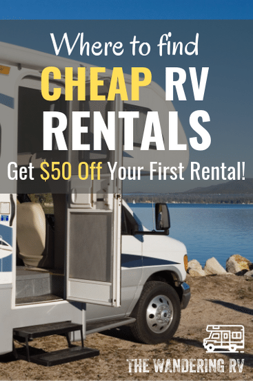 Where to Find Cheap RV Rentals