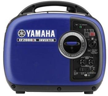 Yamaha EF2000iSv2 1600 Watts Portable Generator