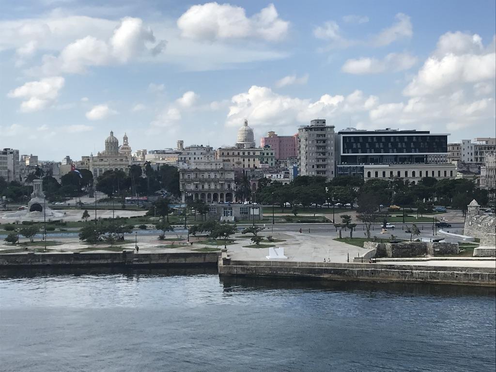 Havana Skyline Daytime