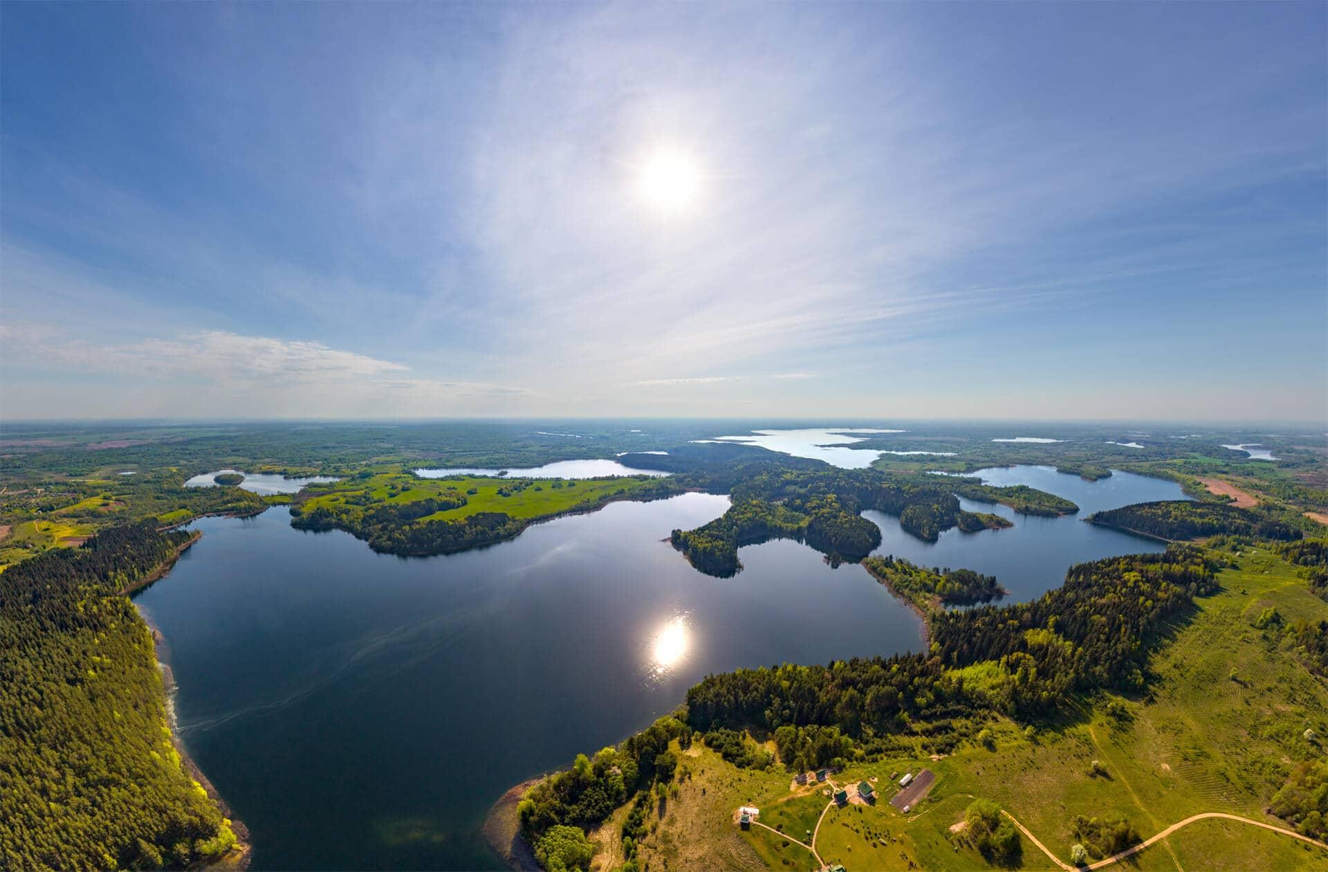 belarus-lake-camping