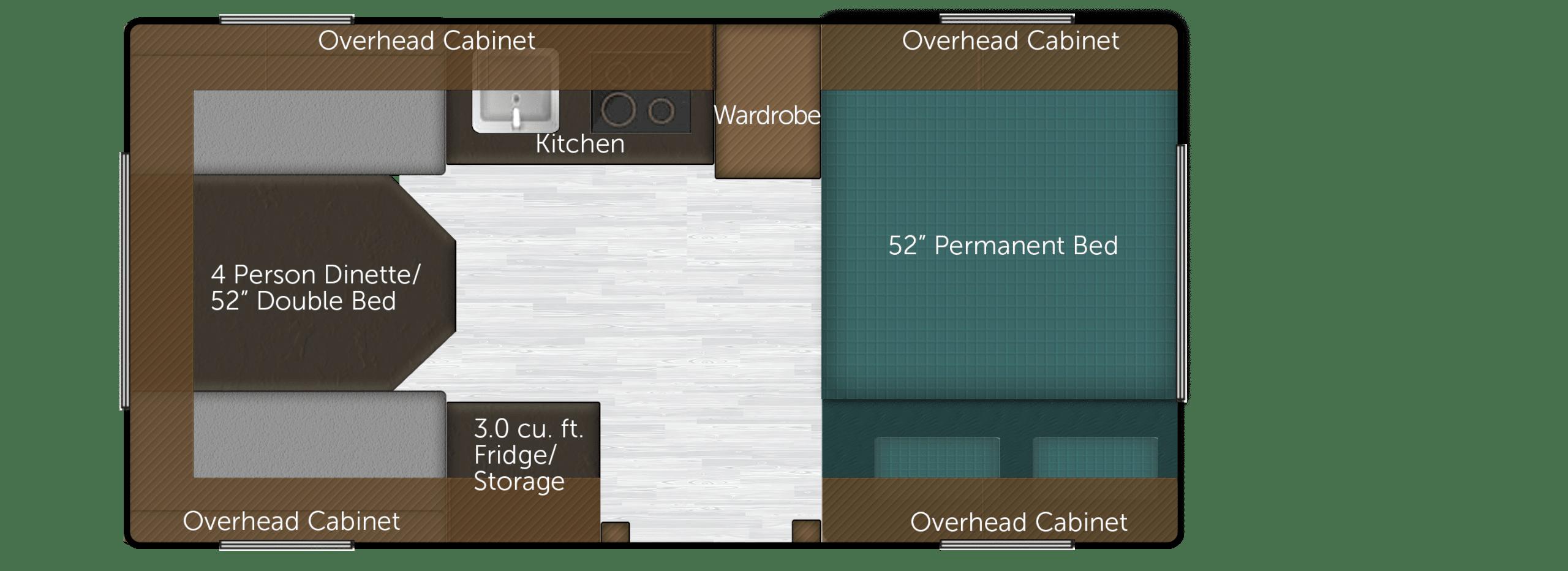 Escape Floorplan