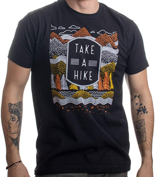 Outdoor Hiking T-Shirt