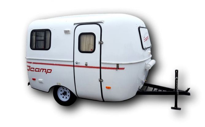 Scamp 13 Foot Fiberglass Trailer