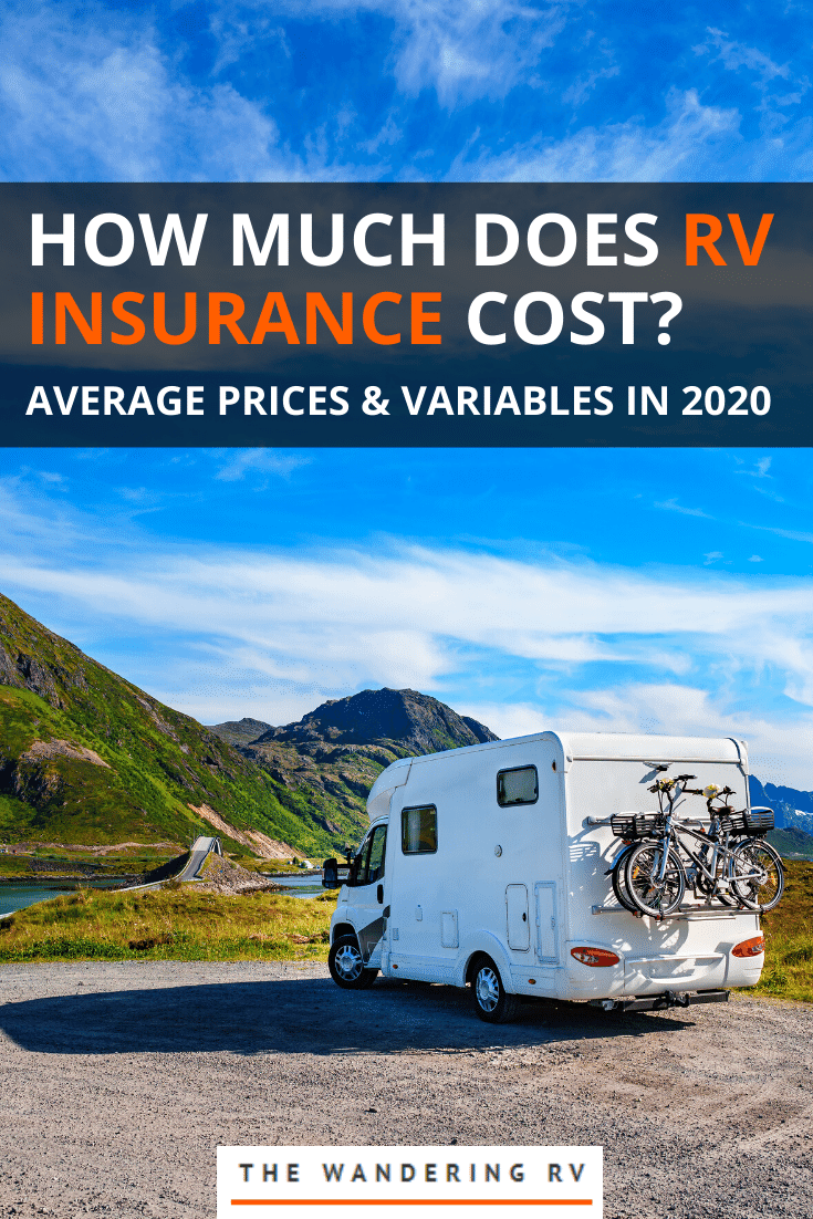 How Much Does RV Insurance Cost