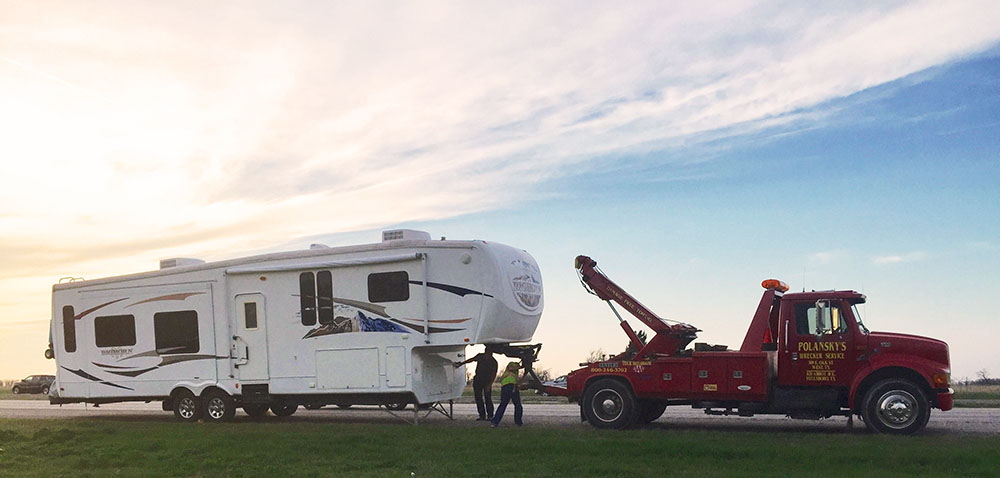 RV Roadside Assistance