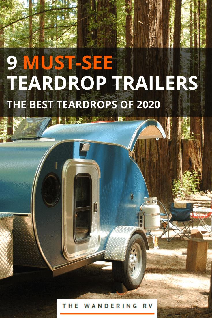 Teardrop Trailers