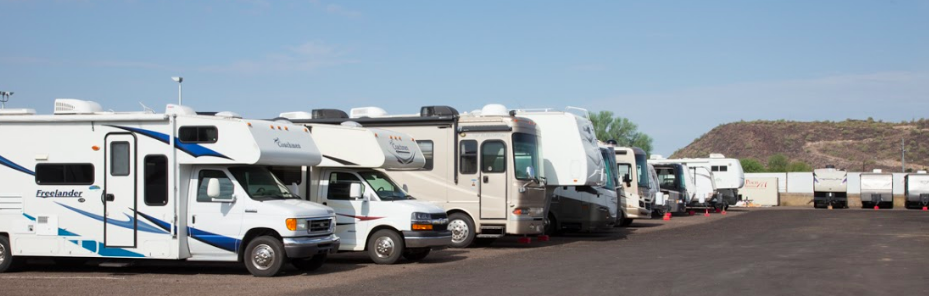 Types of RVs Covered
