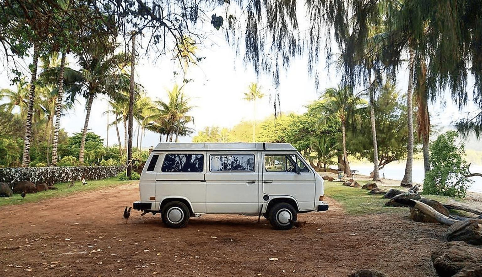 1986 Volkswagen Camper Van