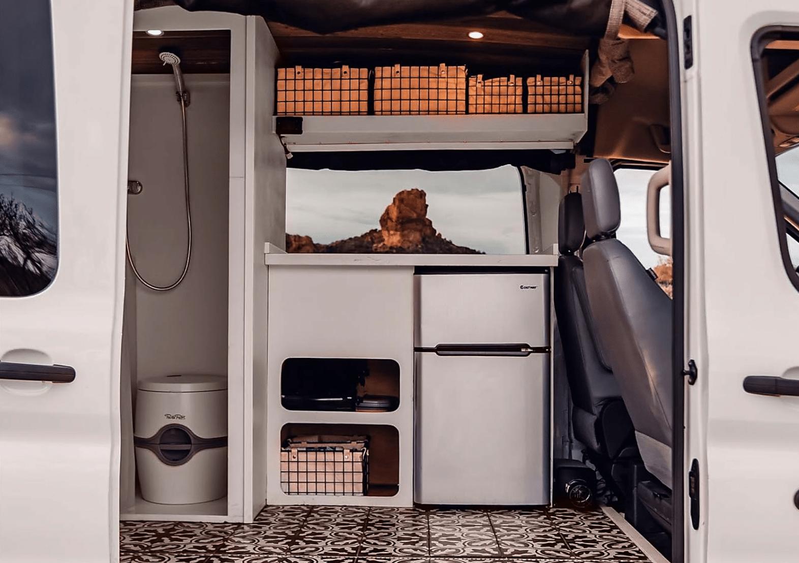 2015 Ford Transit Camper Van