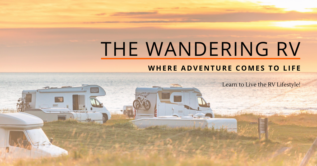The Wandering RV Facebook Image