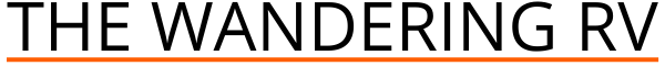 The Wandering RV Logo