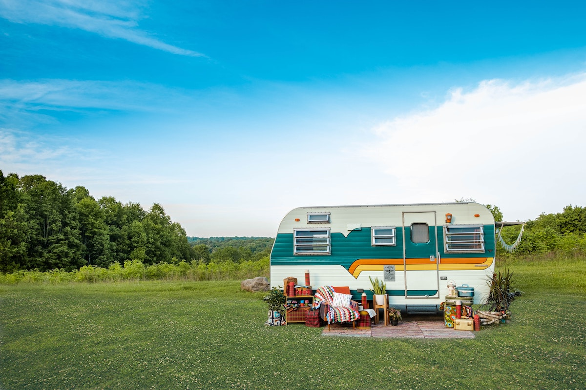 RV as a primary home