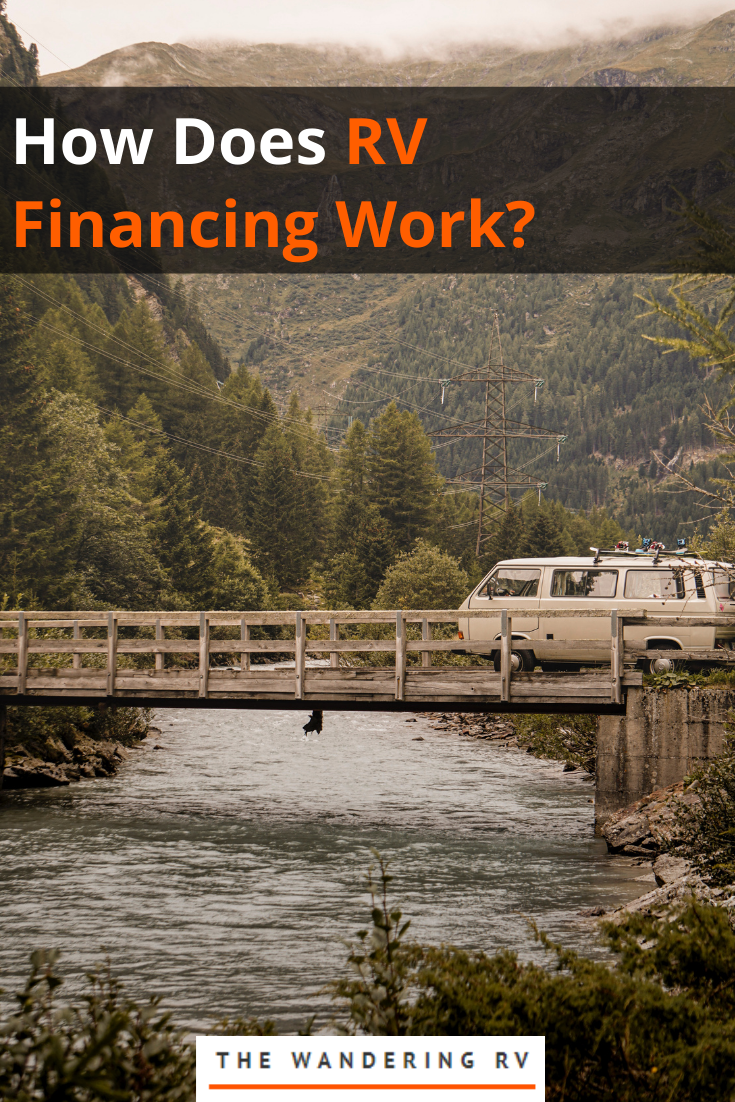 How Does RV Financing Work?