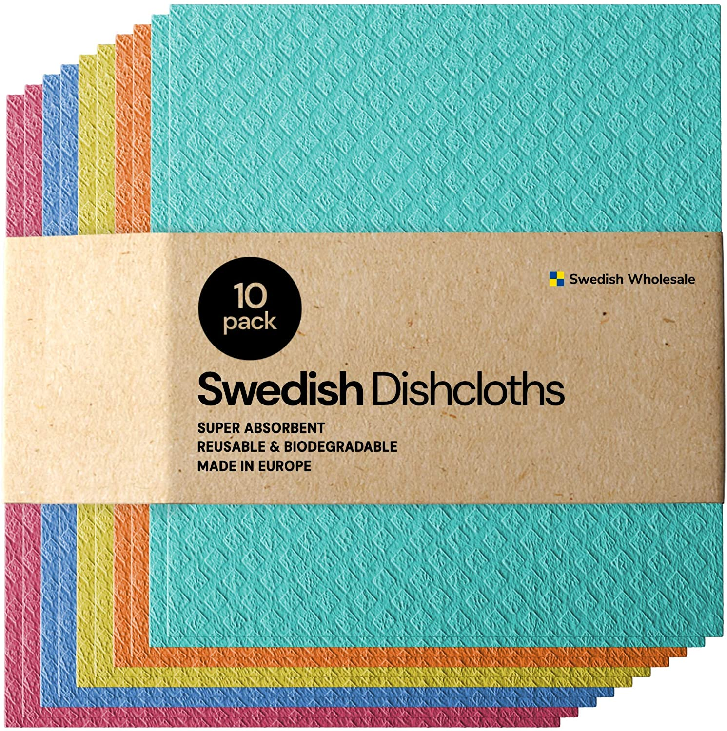 Swedish Dishcloths