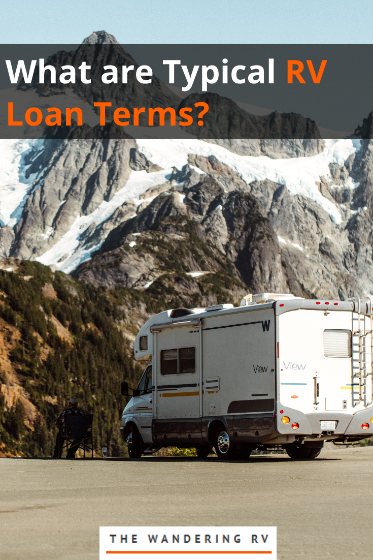 What are Typical RV Loan Terms?