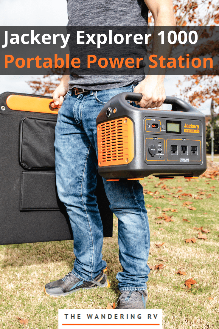 Jackery Explorer 1000 Portable Power Station Review(1)