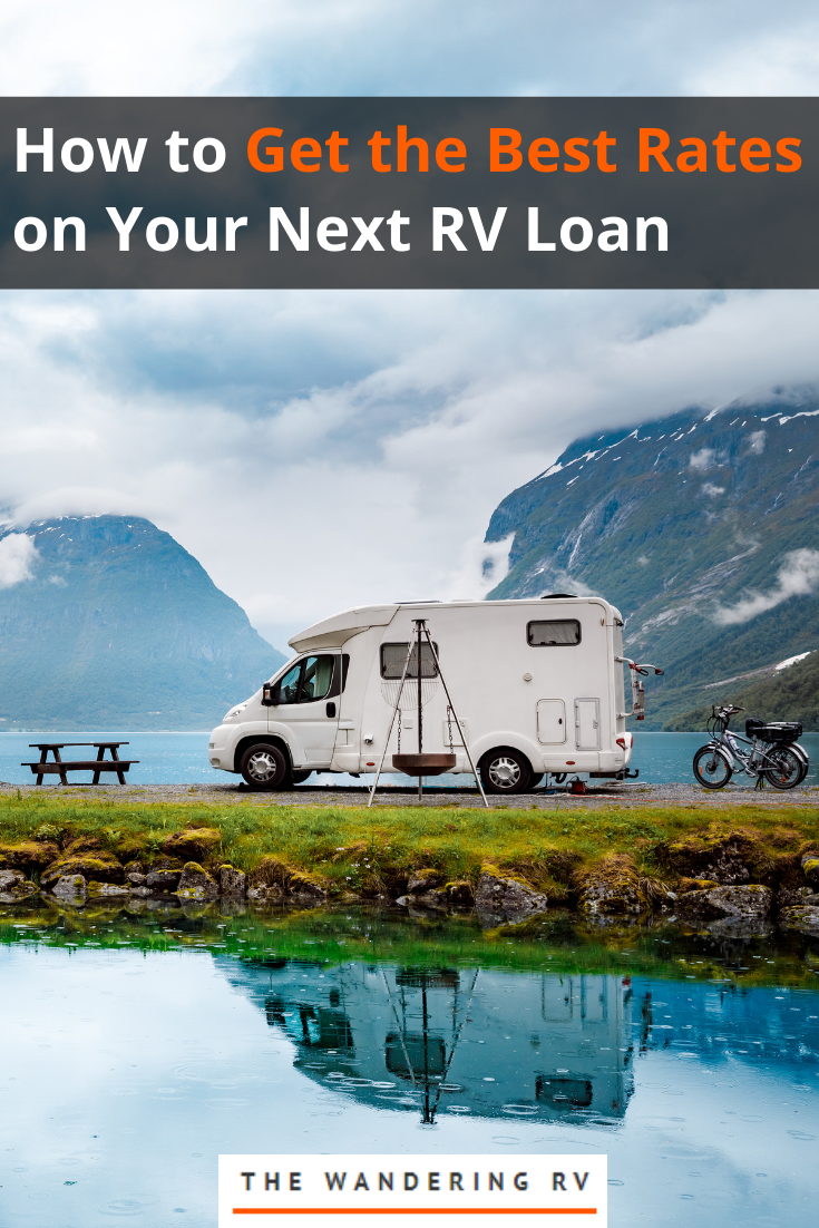 RV Financing and Loans