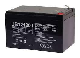 Universal Power Group Sealed Lead-Acid Battery