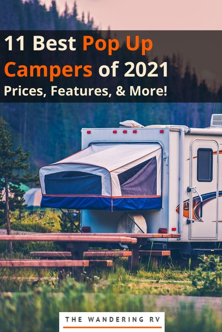 11 Best Pop Up Campers