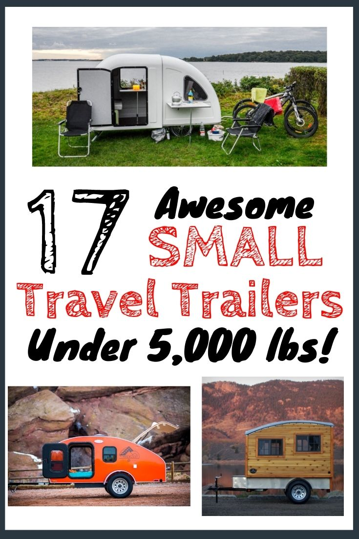 17 Small Travel Trailers