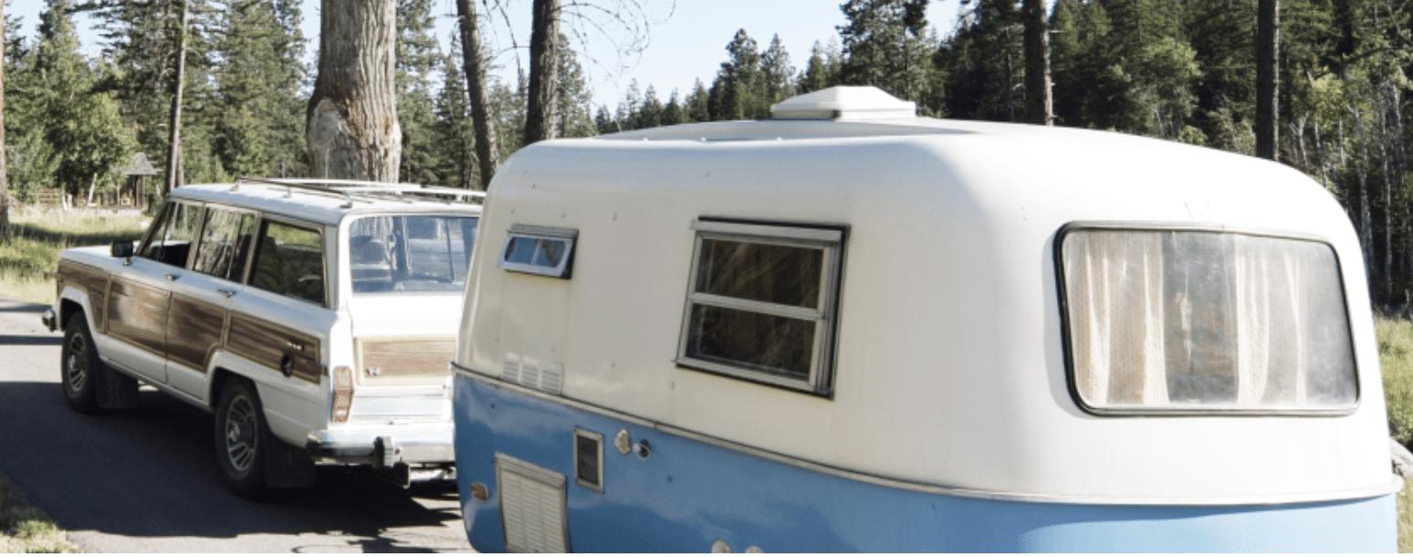 Wanderlust Vintage Camper