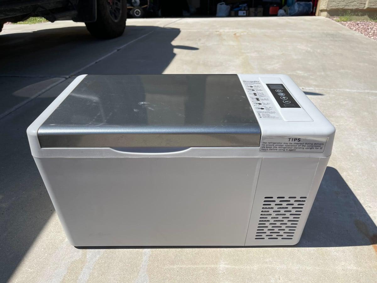 BougeRV Portable Refrigerator