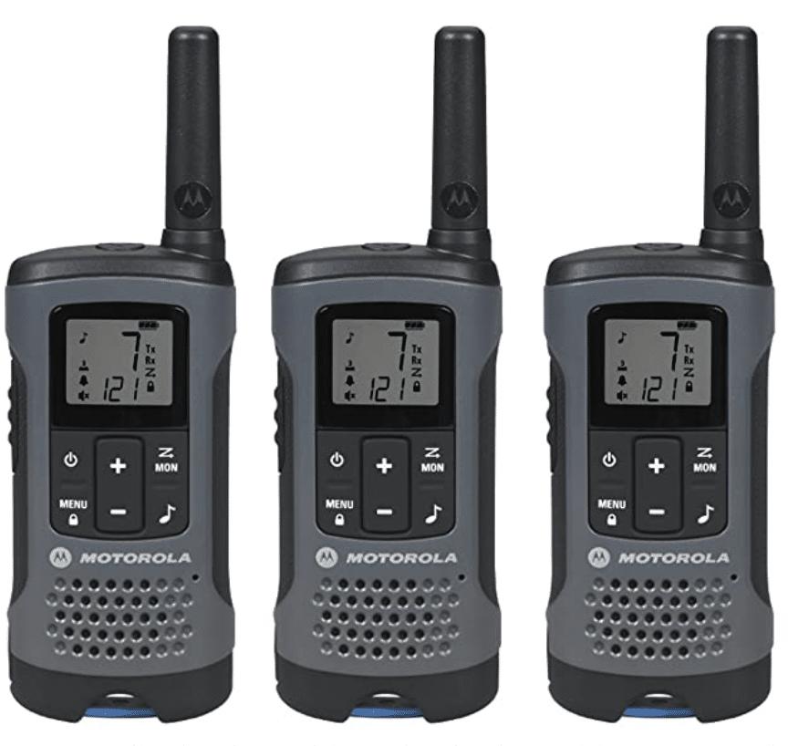 Motorola T200TP Talkabout Radio