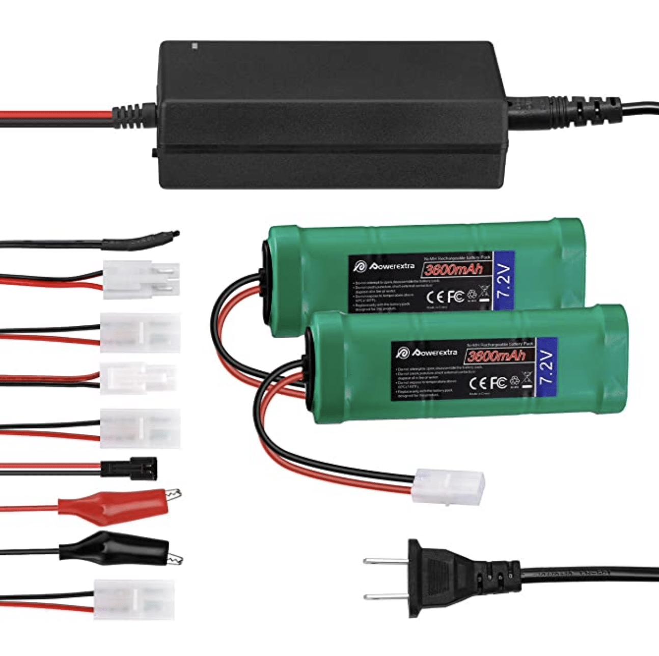 RV charging battery