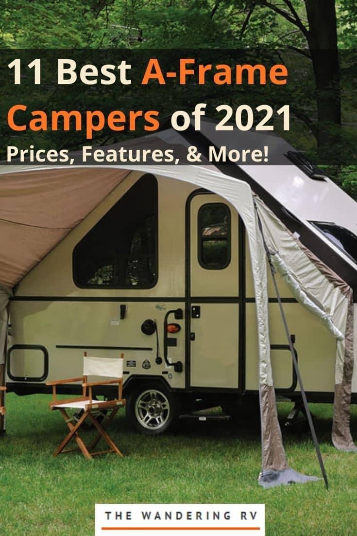 11 best A-frame Campers of 2021