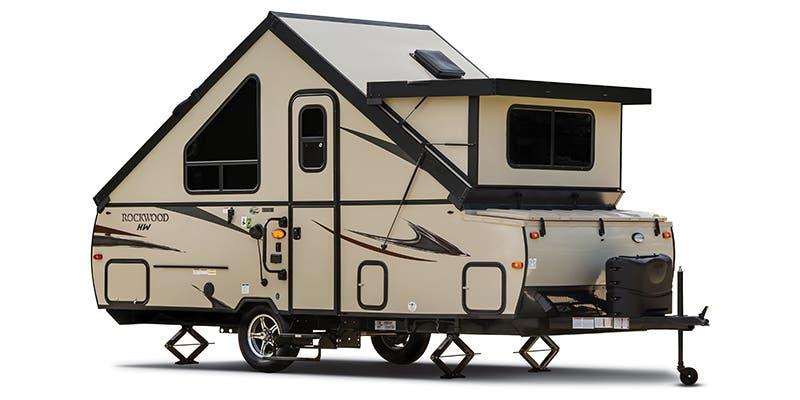 Rockwood camper