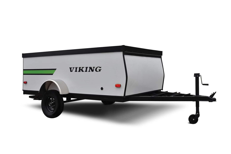 2021-Coachman-Viking-Express Mini Camping Trailer